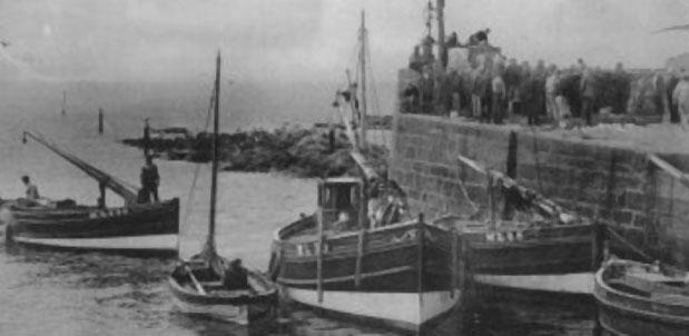 Foghorn pier